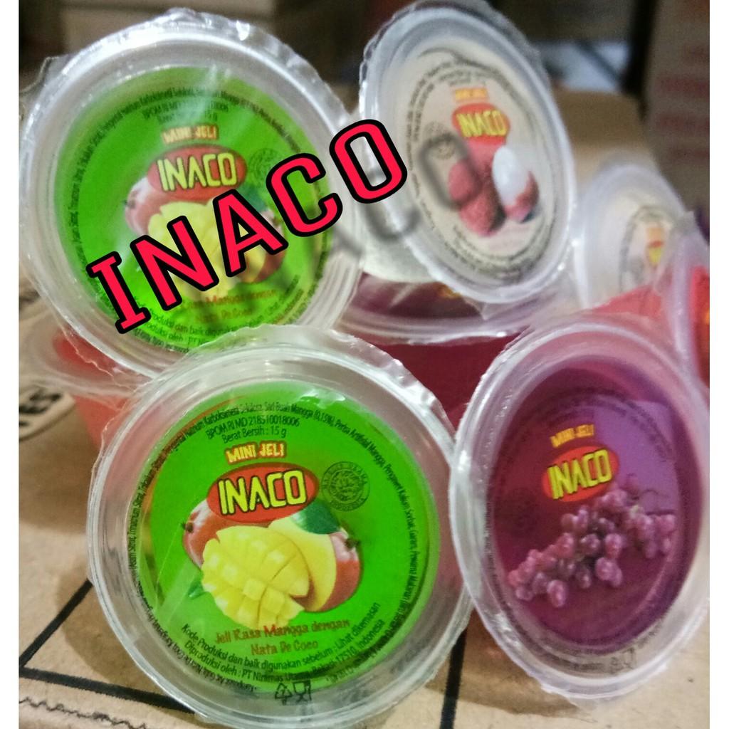 Agar jelly Inaco