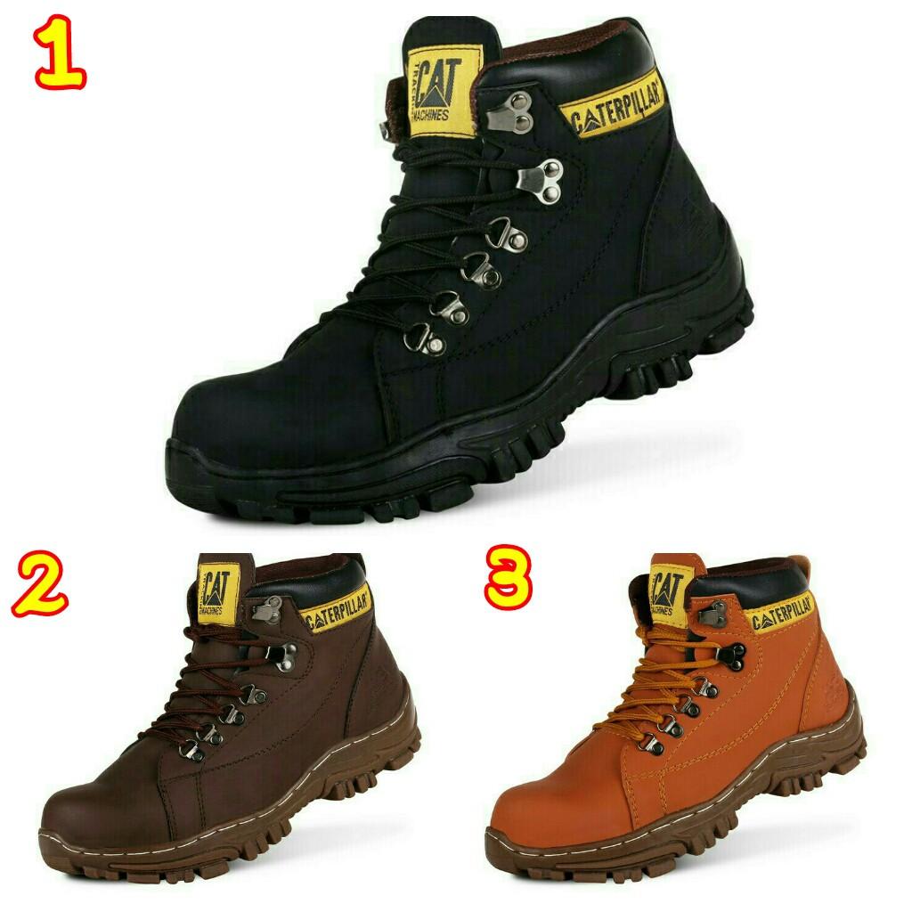 sepatu boots caterpillar - Temukan Harga dan Penawaran Boots Online Terbaik  - Sepatu Pria Desember 2018  171c9d41f4