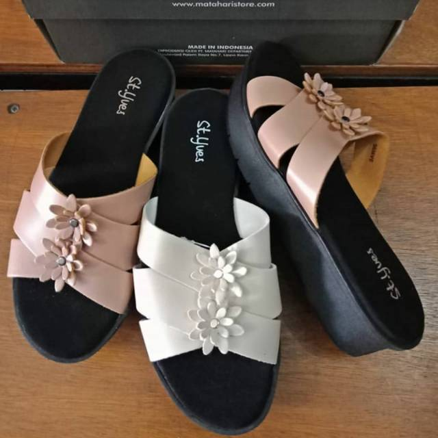 sepatu yves - Temukan Harga dan Penawaran Wedges Online Terbaik - Sepatu  Wanita November 2018  68c7f5c30c