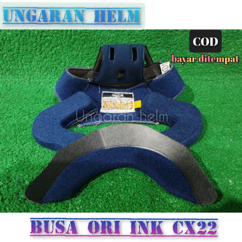 Busa helm ink cx22 Original    BUSA ORI INK CX22    COD