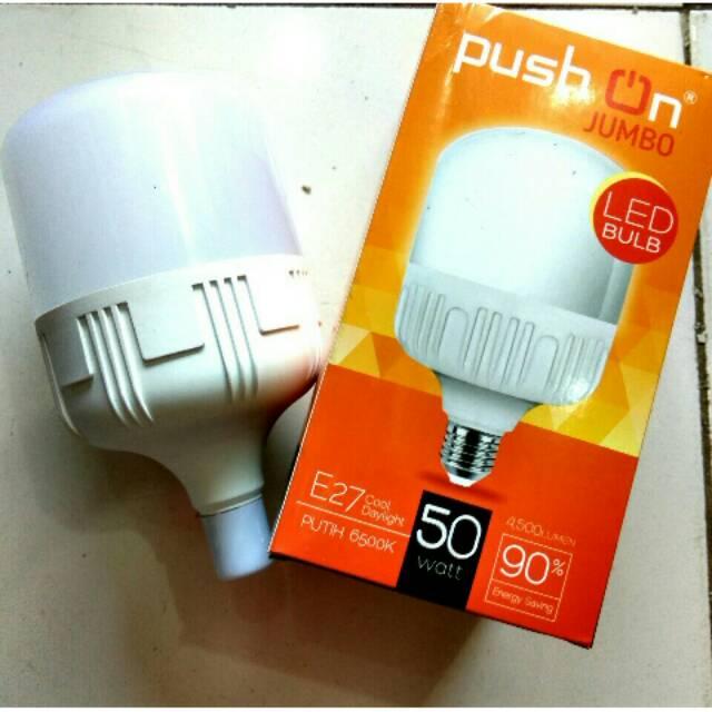 Lampu Led Jumbo 50 Watt .