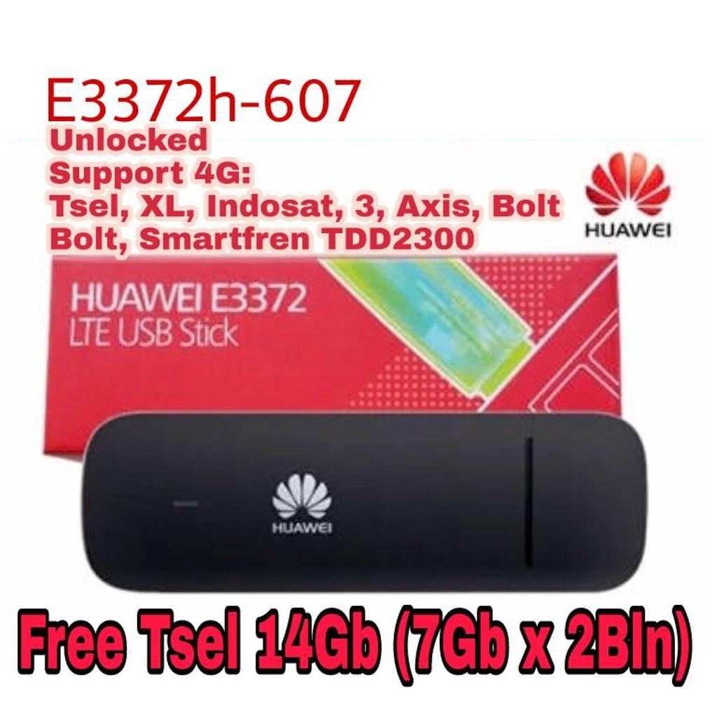 Antena Indoor Portable Mimo-X2 Bolt 4G Slim Max Huawei E5372 Slim2 Max2 Huawei E5577
