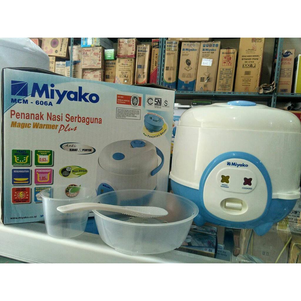 Rice Cooker Magic Com Okayama Kapasitas 1 Liter 3 in 1 Harga Promo | Shopee Indonesia