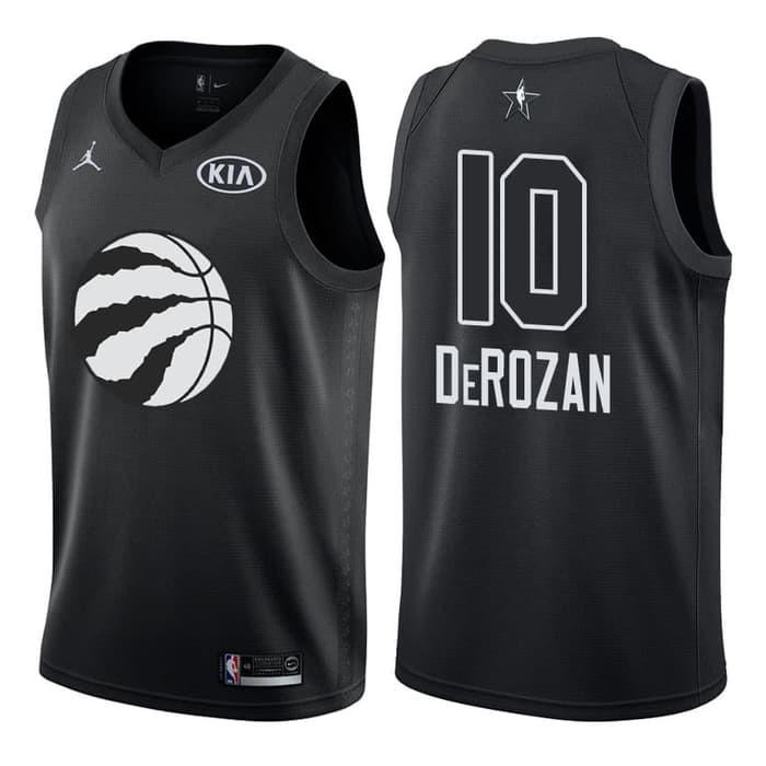 efe1a558d80 New Jersey Basket Swingman Revo Toronto Raptors  10 Demar Derozan ...