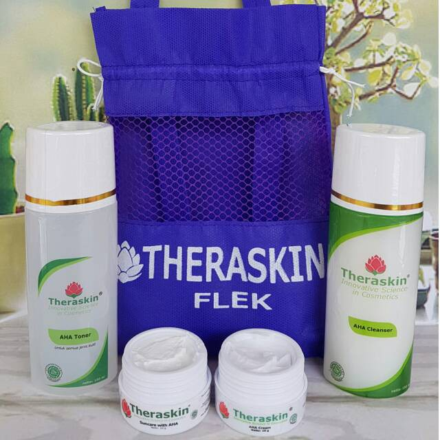 PAKET FLEK CREAM THERASKIN