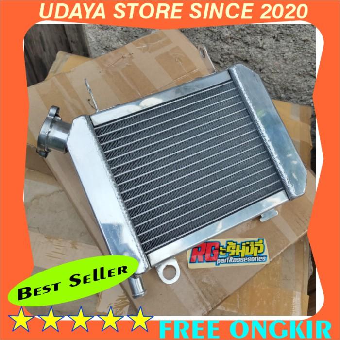 TERLARIS !!! radiator almunium SPAC DKT honda cbr 150 old CBU original thailand