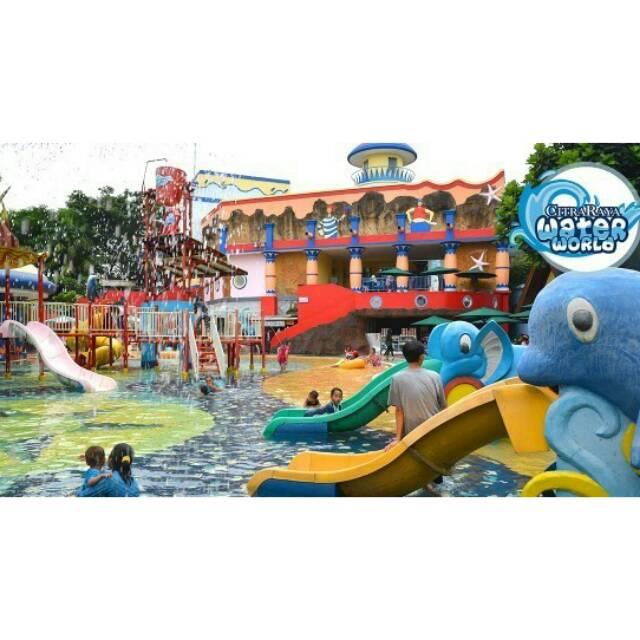 Tiket Masuk Citra Raya Water World Weekday Weekend Cikupa Tangerang