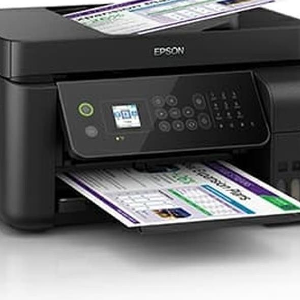 Ss Printer Epson L5190 All In One Plus Wifi Dan Fax Pengganti Epson L565 Shopee Indonesia