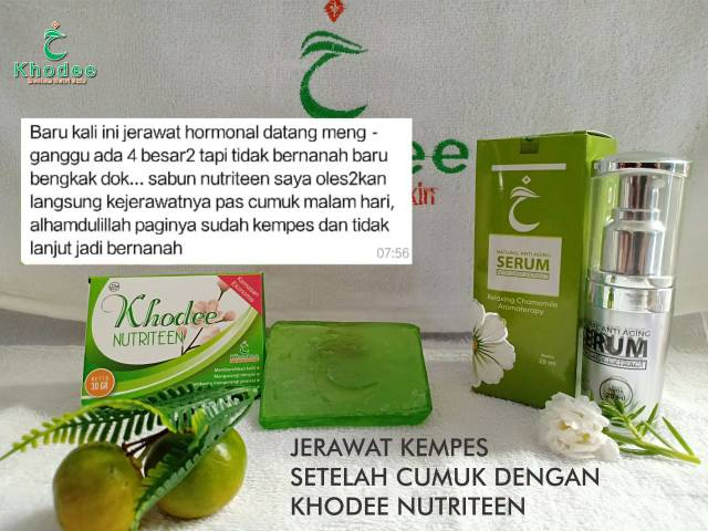 Serum Khodee Khodee Serum Shopee Indonesia