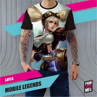 48 Koleksi Gambar Hero Mobile Legend Layla HD Terbaru