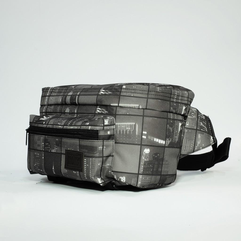Tas Kamera Messenger Camera Bag Sling Honx 008 Khaki Shopee Indonesia