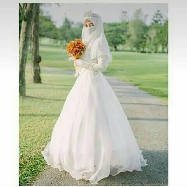 Gaun Walimah Syar I