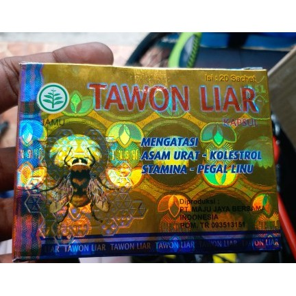 HOT SALE TAWON LIAR TAWON ASLI ORIGINAL SACHET HIJAU LEMAS !!!!!   Shopee Indonesia