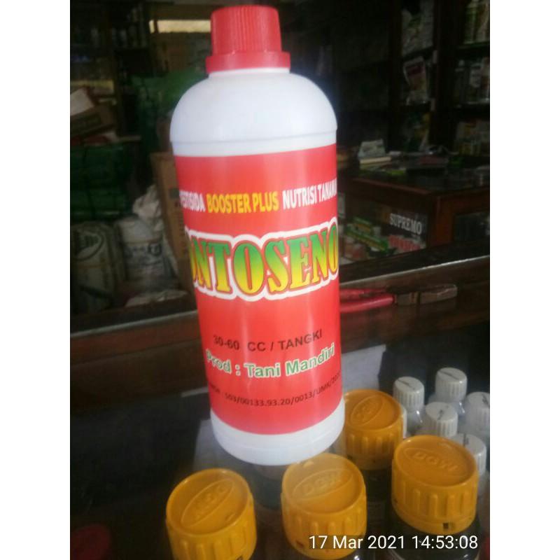 Detacide   fungisida ONTOSENO 1 Liter obat pathek/antraknosa