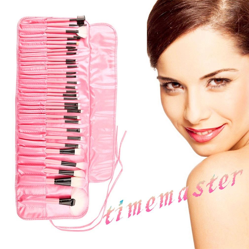 Masami Shouko Puppy Brush Set 6 Pcs Soft Pink Shopee Indonesia 6p Sku 8167490026