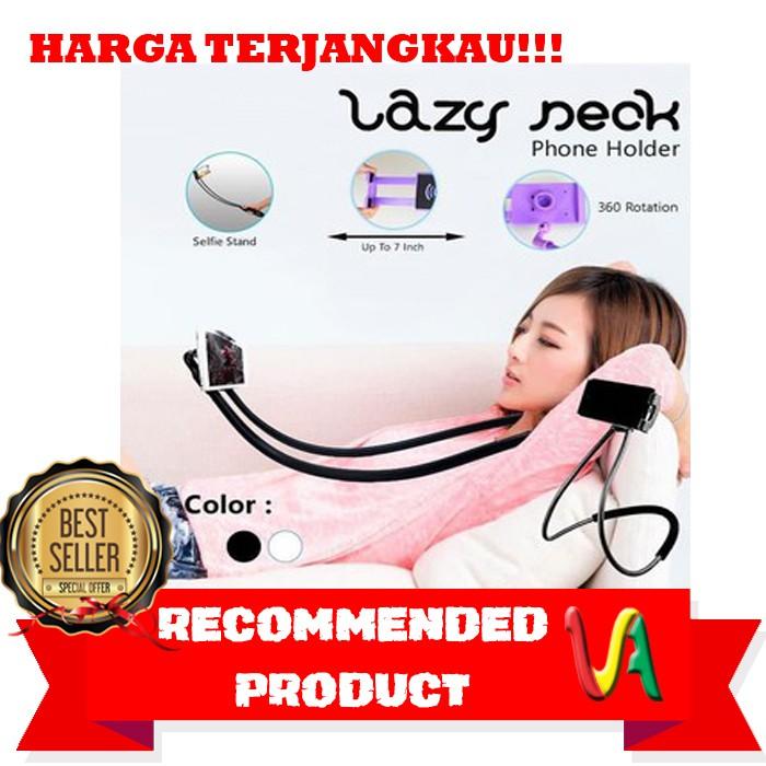 Lazypod/Leher dan Pinggang / Pod Holder HP/Lazy Hanging Neck Cell