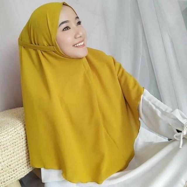 Jumbo Bergo Maryam Tali Diamond 80x100 Shopee Indonesia