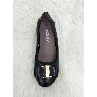 615c7d7a Sepatu Wanita Sepatu Kerja Sepatu Kulit Sepatu Wedge Clark ...