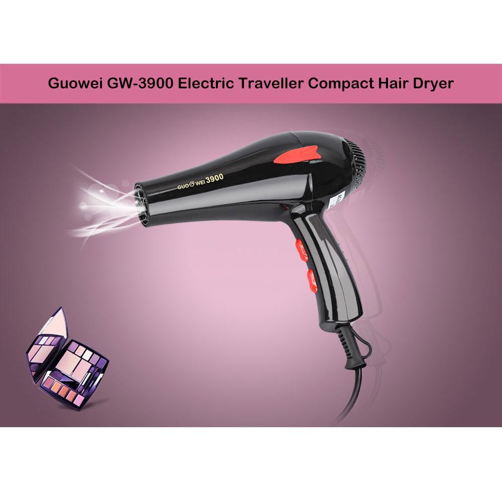 GUOWEI Nozzle Pengering Rambut Elektrik Profesional 3000W  ccd91e2471