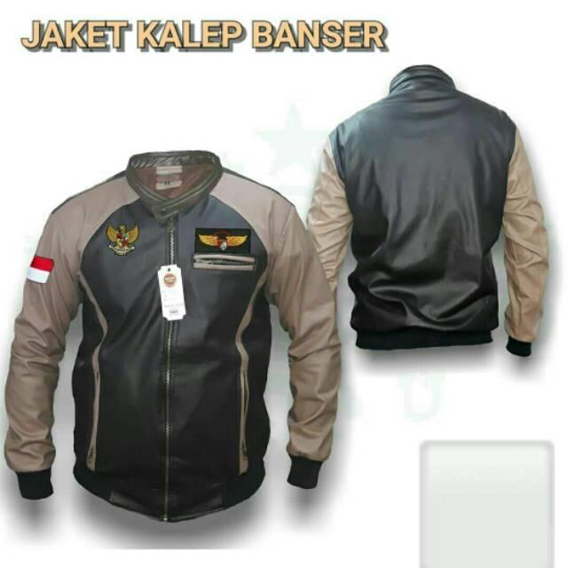 Jaket Bomber Banser 1
