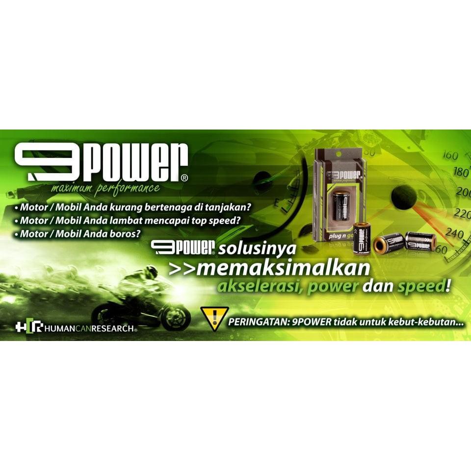 9 Power penghemat bbm dan penambah tenaga motor mobil 9Power Nine | Shopee Indonesia