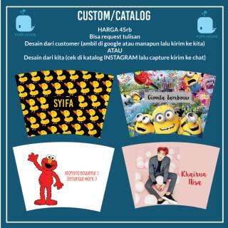 Tumbler Design Custom Catalog Shopee Indonesia
