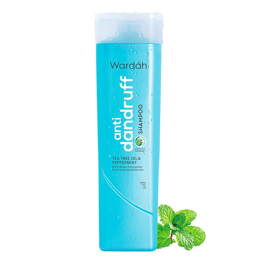 WARDAH Shampoo Anti Danddruff 170ml