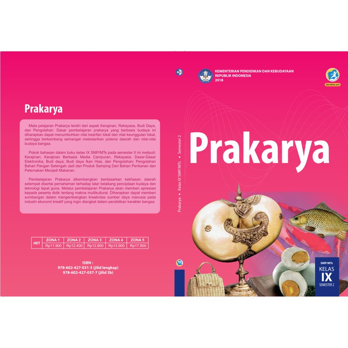 Materi Prakarya Kelas 9 Kerajinan Berbasis Media Campuran ...
