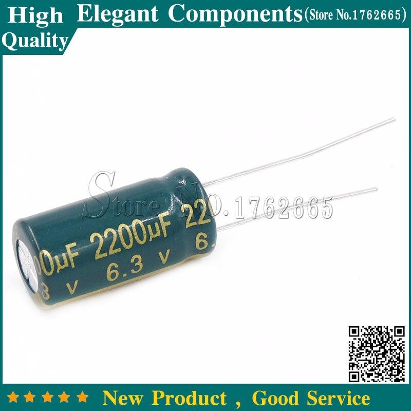 Lot of 3 Electrolytic Capacitor 2200uF 16V Panasonic FC