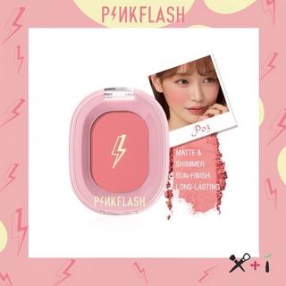 COD Pinkflash Ohmyhoney blush powder kosmetik matte natural repair blush on CANTIKLIB thumbnail