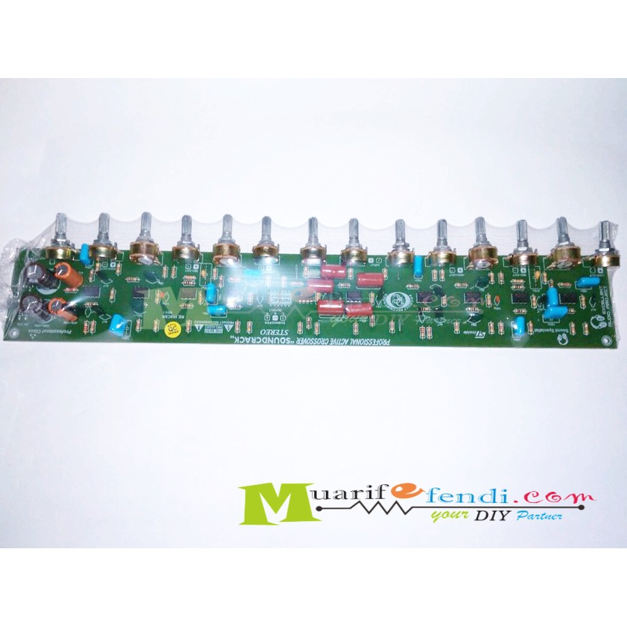 Kit Subwoofer Controller Profesional Jbl 519 Shopee Indonesia Indonesias Legendary Diy Power Amplifier 150w Ocl