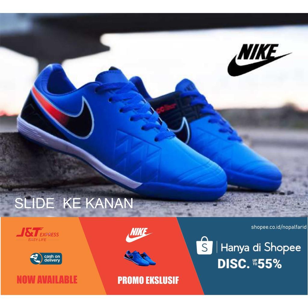3b0dd8da0 Sepatu Futsal Nike Phantom VSN Academy Red Limit - TURF