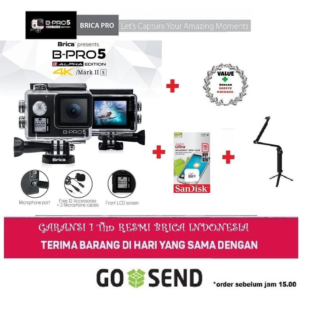 Beli Paket Brica B Pro 5 Alpha Edition 4k Mark Ii Ae2 Silver 2 Pro5 Iis Komplit Ae2s 2s Ae Inch Lcd Garansi Resmi Monopod Harga Lebih Murah Bersama Teman Shopee Indonesia