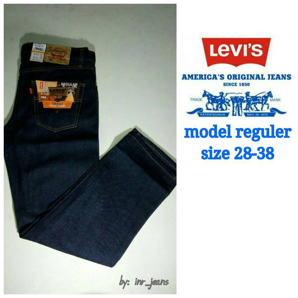 Levis 512 Slim Taper Fit Jeans Magical Land Blue 28833 0159 Commuter 511 Bart Cm 29778 0014 Size 32 Shopee Indonesia