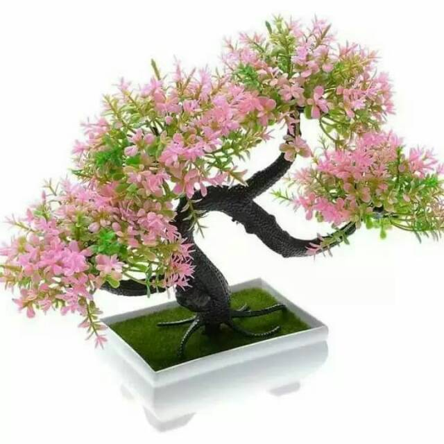 Ready Stok 1Kg  10PC BONSAI Meja Bonsai Plastik Bonsai Artifisial pohon  Bonsai  c0ccf34294