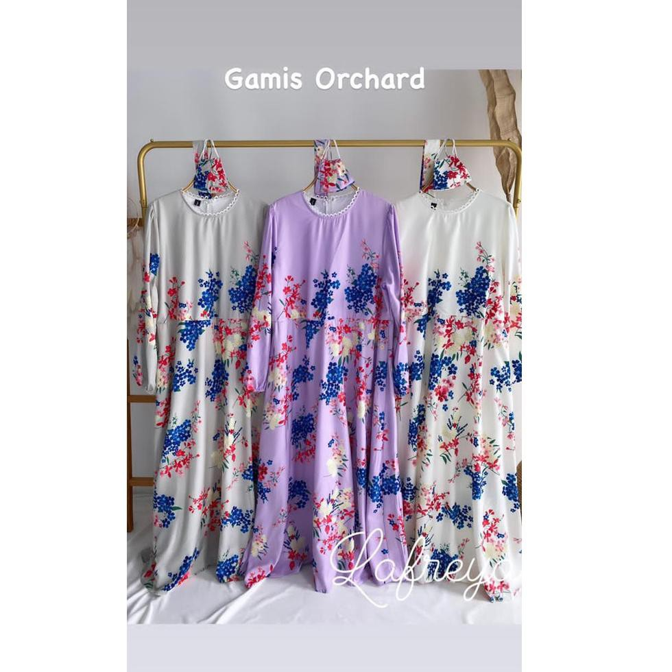 SHOPEE MALLLFY DRESS FLOWER PREMIUM IMPORT(MSW)
