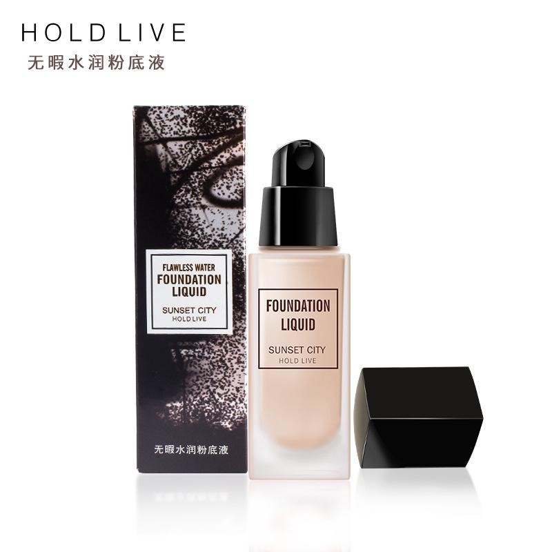HOLD LIVE Flawless Water Liquid Foundation HL197