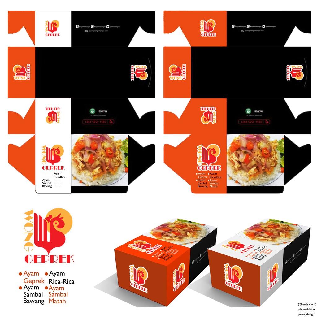 Packaging Makanan: JASA BIKIN DESIGN PACKAGING