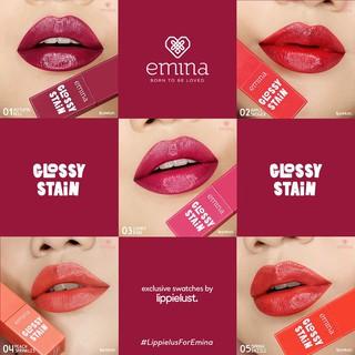 EMINA LIP GLOSSY STAIN 3gr thumbnail