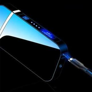 Focus Korek Api Elektrik Plasma Pulse Arc Lighter LED ...