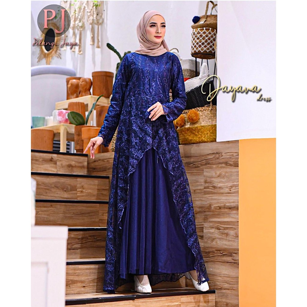 DAYANA DRESS ORIGINAL // Dayana dress terbaru // Dress Lebaran //Gaun Pesta // Baju Pesta