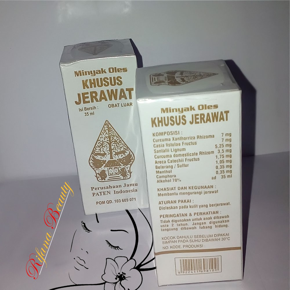 Obat Jerawat Minyak Oles Khusus Cap Wayang Grosir 35ml Shopee Indonesia
