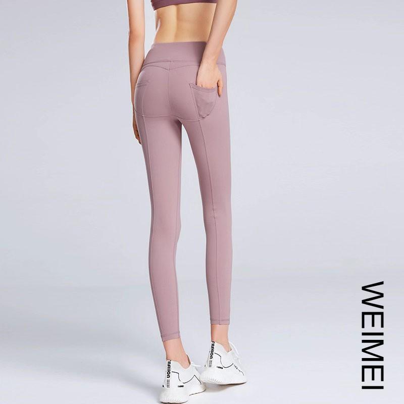 Celana Legging Panjang Wanita Model Ketat Untuk Yoga Sports Shopee Indonesia