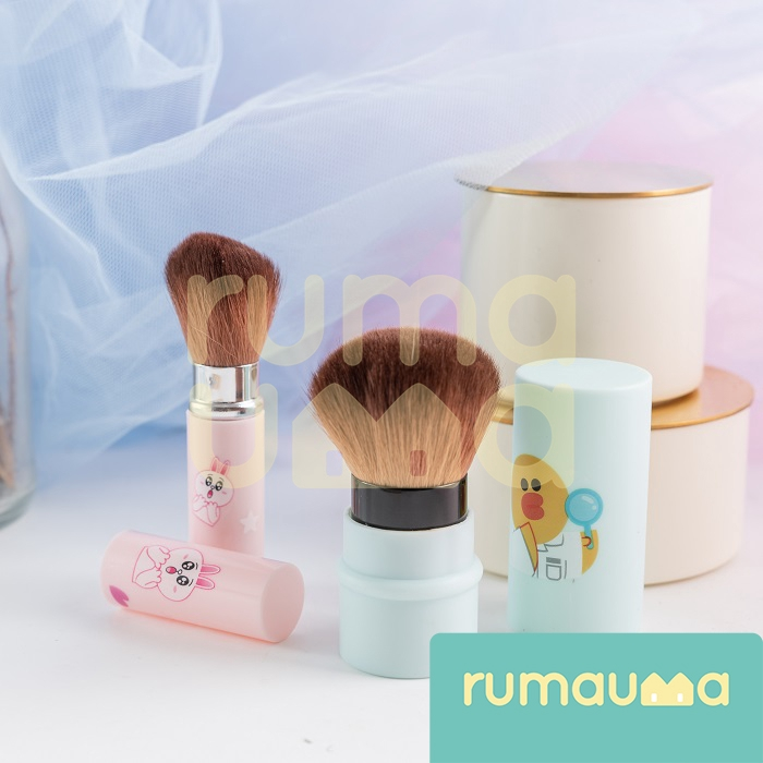 Rumauma Big Brush Makeup Line Brown