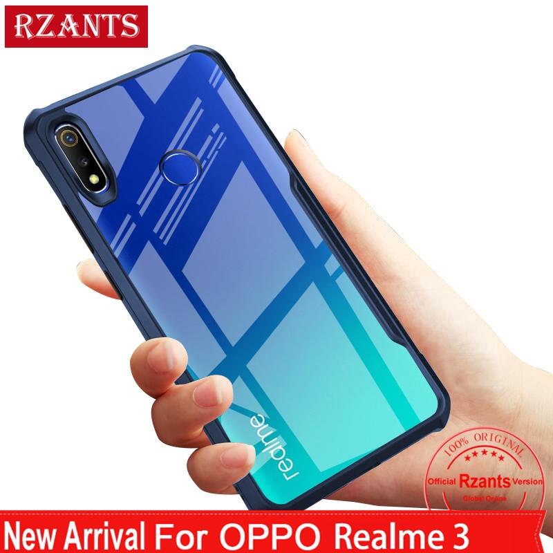 Untuk Oppo Realme 3 Realme 3 Pro Realme C2 Case Clear Back Soft