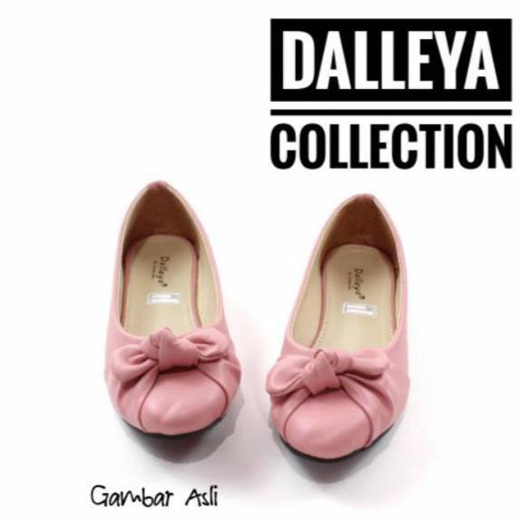 DALLEYA RAISHA - SEPATU BALET WANITA FLASHOES CASUAL SIMPLE MURAH TRENDY GWQ5 | Shopee Indonesia
