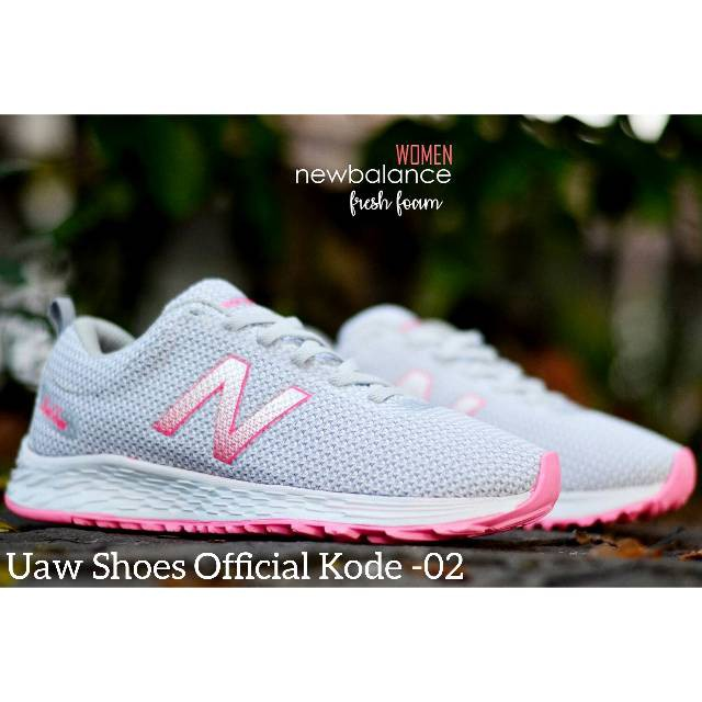 Sepatu Sneakers Women NB New Balance Fresh Foam Sporty  296fa34dc2