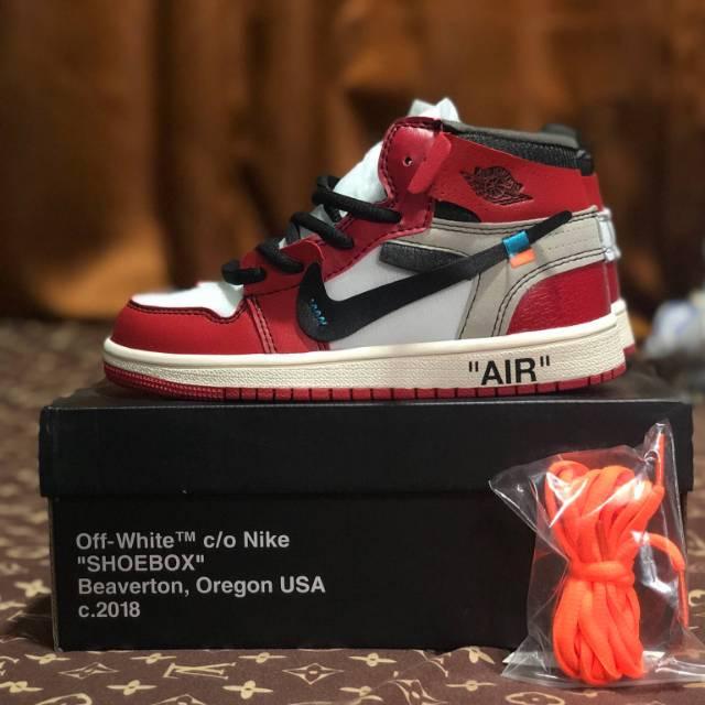 93a7b0bc51d Nike Air Jordan 1 x Off-White