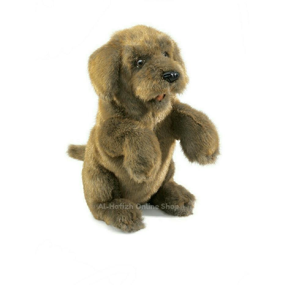 Terlaris Boneka Tangan Sitting Dog Hand Puppet Murah ↘↘↘ Save 47% c776188edf