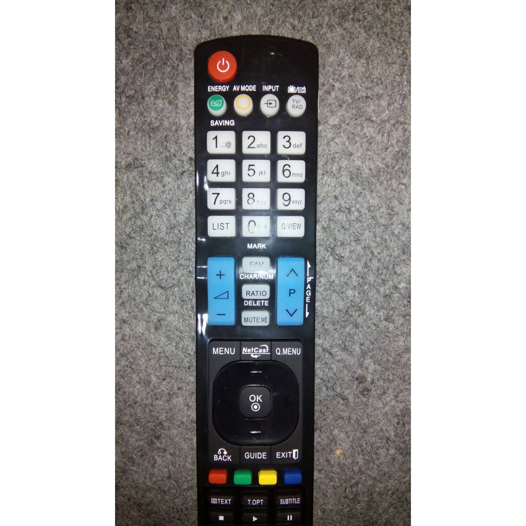 REMOT/REMOTE TV LG LCD/LED/PLASMA AKB72914208 KW SUPER